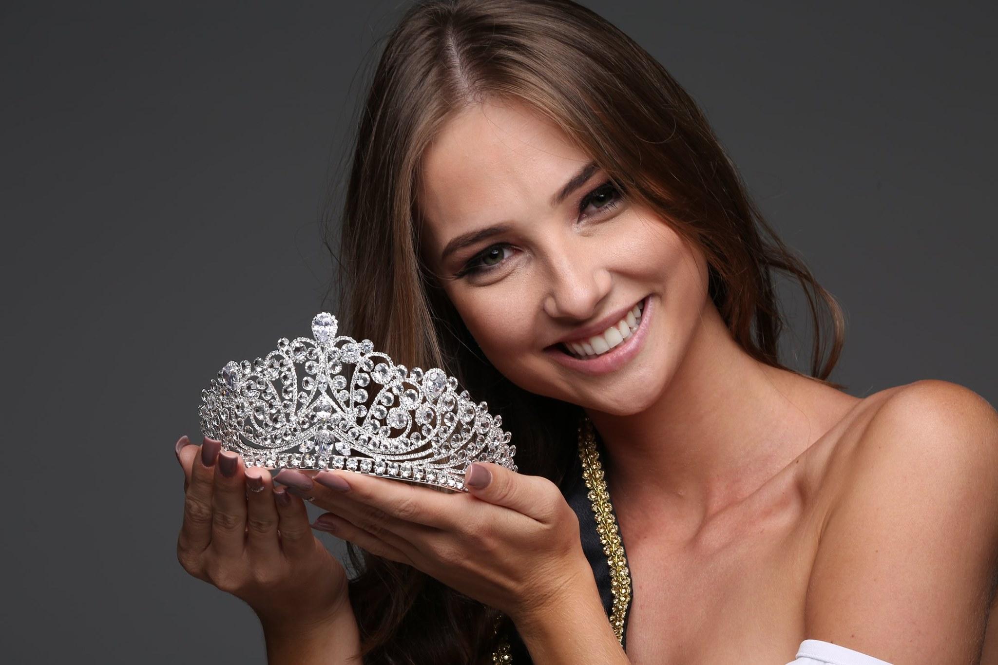 Miss Paraná 2019, Djenfier Frey.